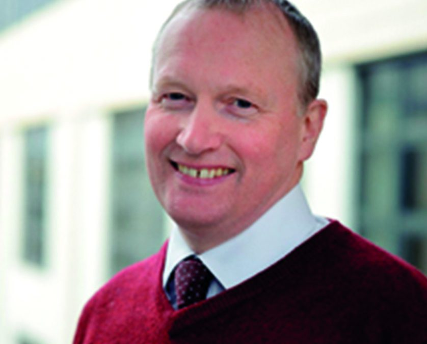 Barry Wright – new president for YMS