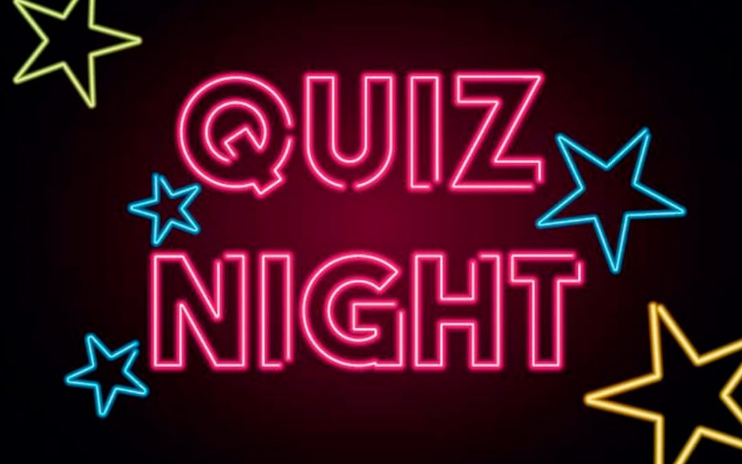 Quiz night – Deena El-Sharief